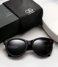 Oliver Goldsmith has painstakingly recreated and reissued their iconic 'Manhattan' sunglasses, as worn by Audrey Hepburn (Holly Golightly) in the classic 1961 film 'Breakfast at Tiffany's'.