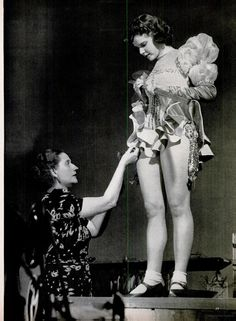 Rockette for fitting, 1940 LIFE - Google Books