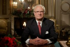 King Carl Gustaf's Christmas Speech, Dec 2013. Click on Vimeo link for his speech that starts at about the 3 minute mark.