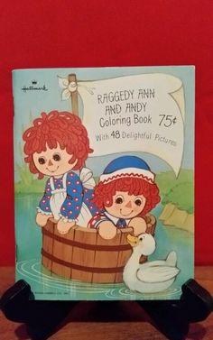 Hallmark Vintage Coloring Book