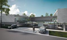 Arena Cultural do Hospital de Câncer de Barretos - Galeria de Imagens   Galeria da Arquitetura