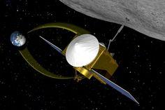 Tia Nerd: Nave ira pousar em Asteroide http://tianerd.blogspot.com.br/