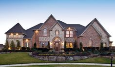 Toll Brothers Texas Home