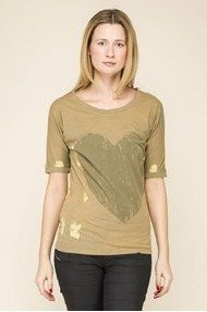 Pulz Canuta ss t-shirt