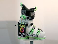 Lange: Redesigned XT Boots