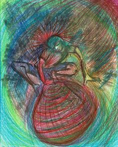 0/57 炉 Hearth.  この1枚は最初に塗りかけて、どう塗ったらわからず中断した絵。今、塗り直した。  SoulTouch Coloring Journals created by Deborah Koff-Chapin. Colored by 田中 洋一郎 ( Yo+ichirou Tanaka )  #タッチドローイング #TouchDrawing #SoulTouch塗り絵 #SoulTouchColoringJournals #ソウルタッチ塗り絵 #コロリアージュ #大人の塗り絵 #coloriage #仙台 #sendai #coloring #creativelycoloring #coloringforadults #coloringbook #coloringbookforadults #coloringforadult #おとなの塗り絵 #おとなのぬり絵 #おとなのぬりえ #adultcoloringbook #プリズマカラー #カリスマカラー #prismacolor #karismacolor