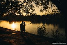 casal, lago