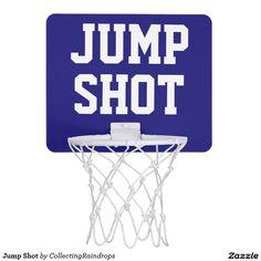 Jump Shot Mini Basketball Backboards