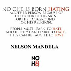 Hero World, We Are All Human, Nelson Mandela, Love Can, Meaningful Quotes, Twitter Sign Up, Hate, Religion, Teaching