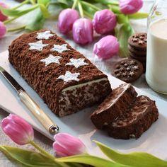 Lingotto al cioccolato bianco e Pan di Stelle | LuCake