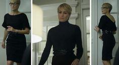 Classic Valeria: House of cards ? Czy House of style ? czyli o stylu Claire Underwood