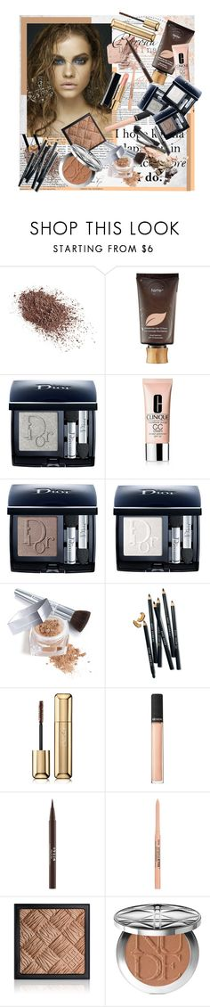 """""""№ 408"""" by olga3001 ❤ liked on Polyvore featuring beauty, Napoleon Perdis, Urban Decay, tarte, Christian Dior, Clinique, Bobbi Brown Cosmetics, Guerlain, Chanel and Revlon"""