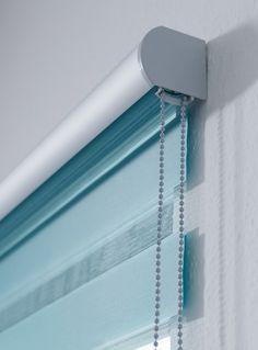 Mirage Lustre Graphite Cameo | Roller blinds | Pinterest