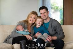 The Holmes Family | Anne Lord Photography