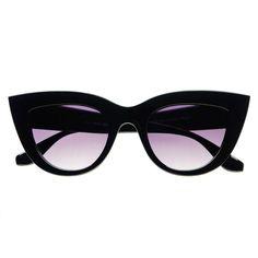 Designer Fashion Celebrity Retro Cat Eye Sunglasses C1270 – FREYRS - Beautifully designed, cheap sunglasses for men & women