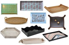 The 10 Best Trays