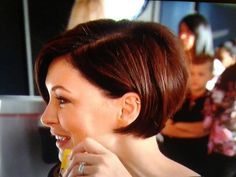 emma willis short hair back view - Google Search