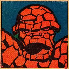 The Thing by Jack Kirby