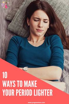How To Make Your Period Lighter? This question is on the lips of every woman who faces distress during menstruation. Find out how the 13 ways. Light Period Flow, Heavy Period With Clots, How To Stop Period, Period Remedies, Period Cycle, Best Books For Teens, Female Hormone Imbalance, Period Hacks, Period
