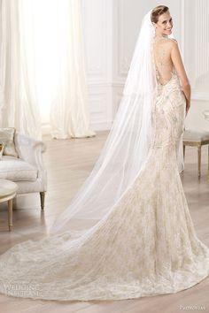 Atelier Pronovias 2014 Wedding Collection weddung dress / wedding gown