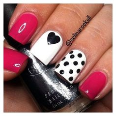 In search for some nail designs and ideas for the nails? Here is our list of 14 must-try coffin acrylic nails for fashionable women. Get Nails, Fancy Nails, Love Nails, Pink Nails, White Nails, Black Nails, Fabulous Nails, Gorgeous Nails, Pretty Nails