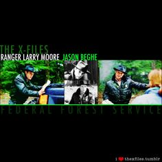 RANDOM X-FILE FACT OF THE DAY The actor who played Ranger Larry Moore in the episode 1x19 Darkness Falls has been David Duchovny's best friend since childhood. He also plays an FBI agent in FTF but is uncredited. He encouraged David to get into acting and went to the same school with JFK Jr. There is an interesting story about Beghe and Scientology on his wiki page. Beghe was a Scientologist and while so his friendship with David suffered because the church viewed David as suppressive…