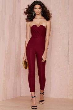 Nasty Gal Suspicious Minds Jumpsuit   Shop Rompers + Jumpsuits at Nasty Gal