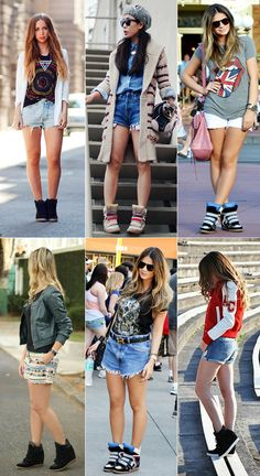 Hidden heel Sneakers 2 | Depois dos Quinze |