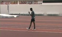 """This is """"High Jump Curve Mechanics Drill - Jim VanHootegem - TX A&M"""" by The Coaches Insider on Vimeo, the home for high quality videos and the people… High Jump, Track And Field, Cross Country, Coaching, Drills, Teen, Sport, Training, Cross Country Running"""