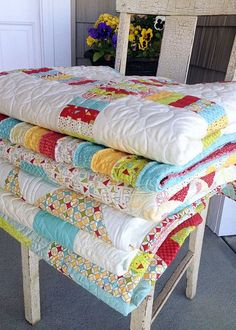 Quilt projects featuring Wishes by Sweetwater for Moda Fabrics