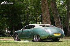 Bentley - 2012 Villa d'Este, Lago di Como, Italy
