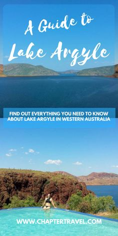 Lake Argyle, Australia | Western Australia | The Kimberley Region | Attractions in the Kimberley | Lake Argyle in Western Australia is definitely worth a visit! It's a bit of a unknown gem, but you pass it when you travel by car from Kununurra to Darwin or vice versa. It's located right on the border of Western Australia and Northern Territory.