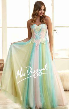 Mac Duggal 40408H Dress - MissesDressy.com