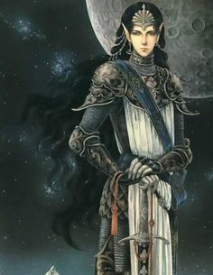 Anime Galleries dot Net - Elves/Elf Armor Pics, Images, Screencaps, and Scans
