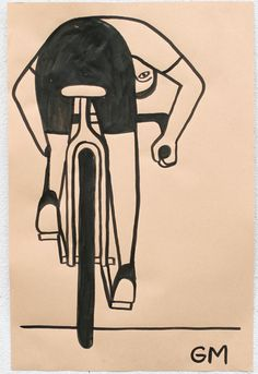 41 new Ideas bike art drawing cycling Art And Illustration, Bicycle Illustration, Atelier Theme, Cycle Drawing, Biking With Dog, Art Postal, Bike Poster, Bicycle Art, Cycling Art