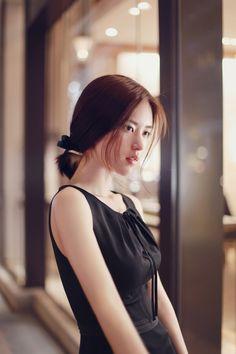 Beautiful Asian Women, Beautiful Models, Korean Beauty, Asian Beauty, Yoon Sun Young, Image Fashion, Cute Young Girl, Girl Short Hair, Ulzzang Girl