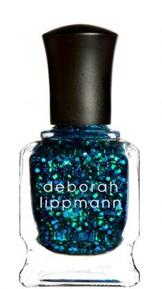 This nail color, designed by manicurist to the stars, Deborah Lippmann, strengthens and protects your nails while delivering fabulous color. This vibrant polish is chip resistant and lets your express your personal style without fading. Across the Universe is a bold, glittering shade punctuated with emerald and sapphire hues. $18