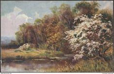 1900-1949 - May Time, c.1905 - CW Faulkner Postcard