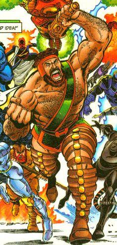 marvel hercules | Hercules (Earth-398) - Marvel Comics Database
