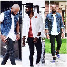 F R I D A Y | F A V S  Uno, dos, or tres? Which one is your fav?  #senorguapo #ootd #ootdmen #dapper #dapperscene #dapperlydone #prettyflysociety #mensfashionreview #wiwt #welldressed #stylish #sartorial #stylegram #styleblogger #fashionblog #fashionblogger #instastyle #instafashion #mensstyle #mensfashion #fashion #style #beardgang #gqinsider #gqreport #streetstyle #streetwear #denim  Photogs: tagged
