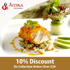 Aroma, top-ranked Indian Takeaway in Radlett, offers delicious Indian food for you to enjoy. Our first-class service creates the unrivalled ambience for the perfect Indian cuisine experience, ensuring that all have the opportunity to enjoy the perfect cuisine. See the full menu and offers of this Indian Takeaway in Radlett and select the best deal for you. Place your order now in just a few clicks. You can pay via cash or card.