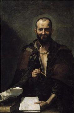 Archimedes  - Jusepe de Ribera