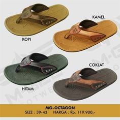 M-GEE Footwear MG-OCTAGON