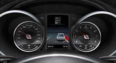 Mercedes-Benz GLC SUV Ausstattungen