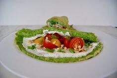 Omelette, Ricotta, Avocado Toast, Breakfast, Food, Spinach Pancakes, Herbes De Provence, Seasonal Recipe, Cherry Tomatoes