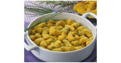 Gnocchi di zucca gialla bimby
