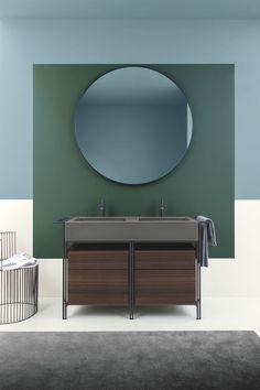 Modernes Badezimmer #bathroom #badezimmer #interiordesign #einrichtungsideen Luxury Bathtub, Bathroom Design Luxury, Luxury Master Bathrooms, Modern Bathroom, Luxurious Bathrooms, Master Baths, Small Bathroom, Bathroom Designs, Bathroom Wall Decor