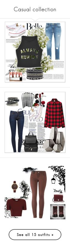 """""""Casual collection"""" by milenazugic ❤ liked on Polyvore featuring мода, New Growth Designs, Revolution, Clinique, Cyan Design, Bobbi Brown Cosmetics, косметика, Diane James, Envi и American Eagle Outfitters"""
