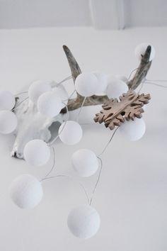 + Modern Christmas, Christmas 2014, White Christmas, Merry Christmas, Xmas, Cousin Paul, Cotton Ball Lights, Winter Festival, Christmas Wrapping
