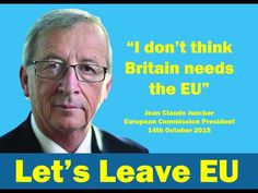 He's right on that #VoteLeave and #Brexit Vote Leave, Uk Politics, We The People, Brexit Time, In This World, Britain, Funny Quotes, Knowledge, Facts